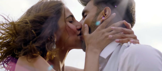 Vaani Kapoor  Ranveer Singh BEFIKRE Movie Stills  27