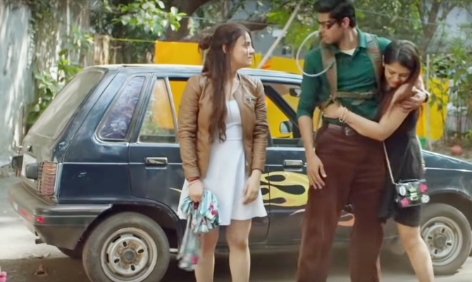 Radhika Madan    Abhimanyu Dassani Mard Ko Dard Nahi Hota Movie Photos 5