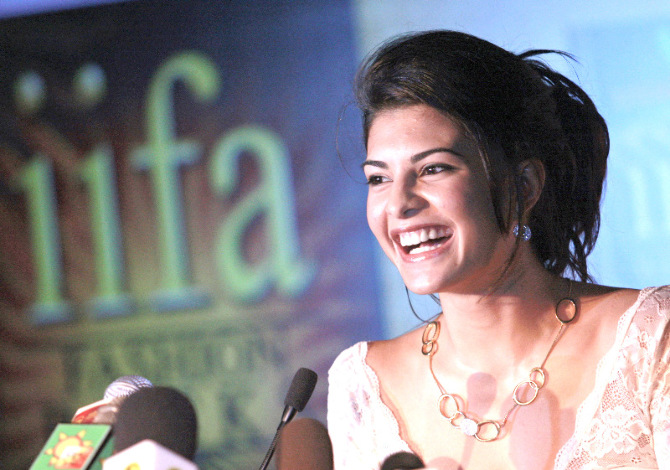 Jacqueline Fernandez at IIFA Awards in Sri Lanka