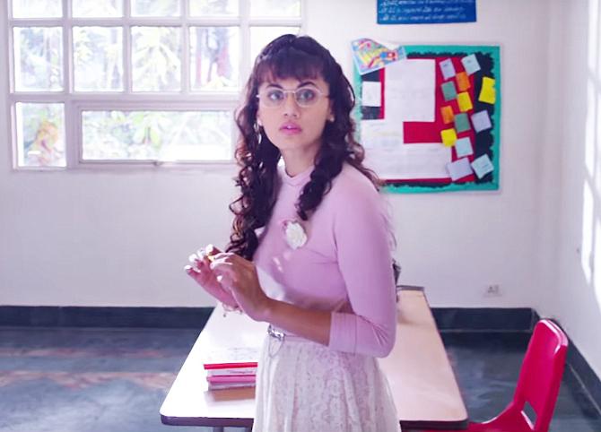 Tapsee Pannu starrer Dil Juunglee Movie Stills  21