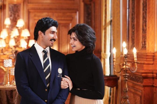 83 hindi movie deepika padukone photos-photo1