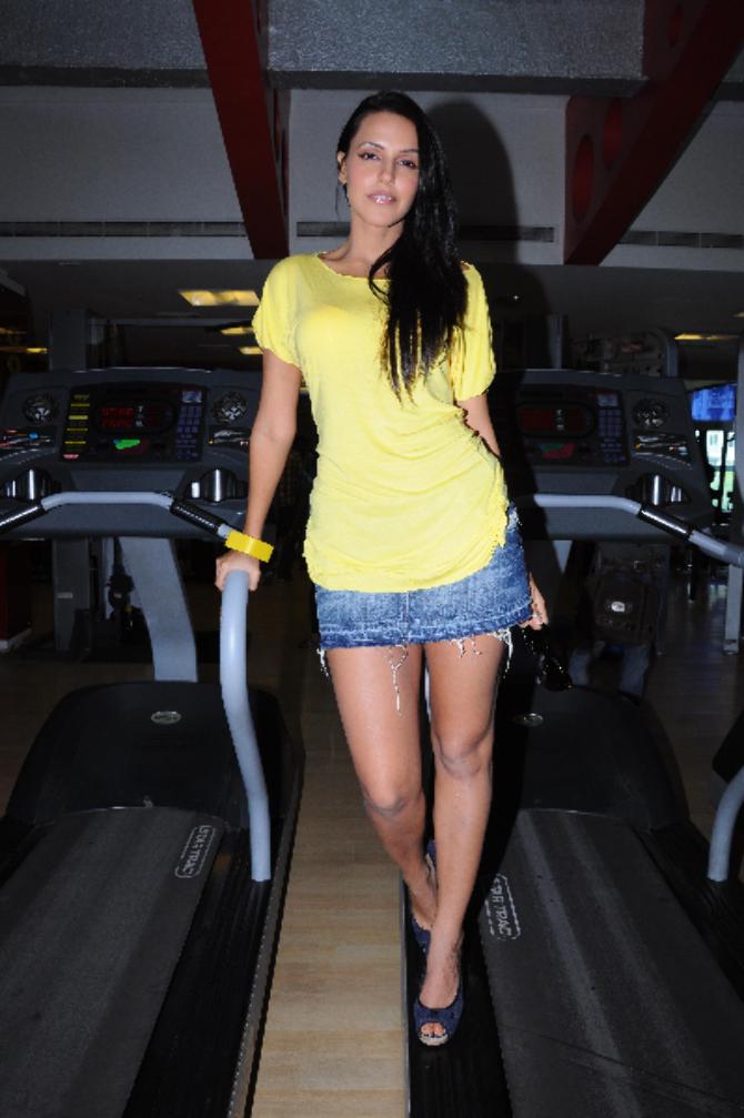 Neha Dhupia Hosting  AXN Action