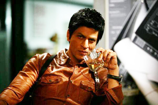Shahrukh Khan Don2 First Look