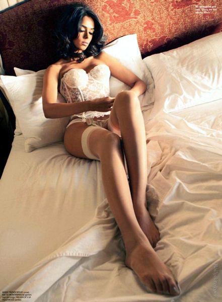 Mallika Sherawat Shoots for Maxim Cover Stills