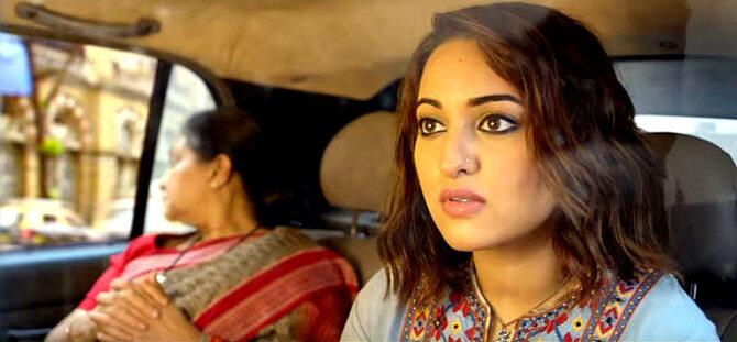 Sonakshi Sinha Akira Movie Images