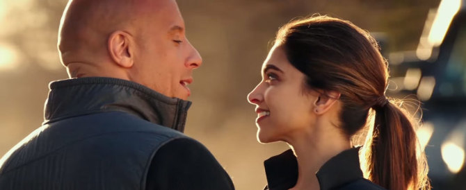 Deepika Padukone and Vin Diesel XXX Return of Xander Cage Movie Stills  1