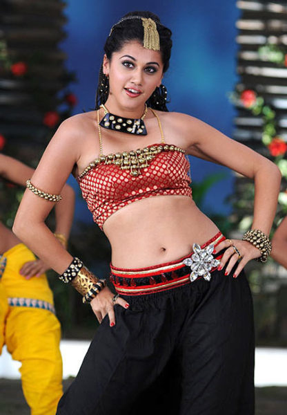 Taapsee Pannu Movie Song Photo