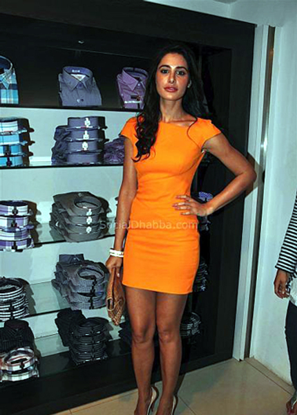 Nargis Fakhri unveils the June 2012 edition of Womens health magazine photo
