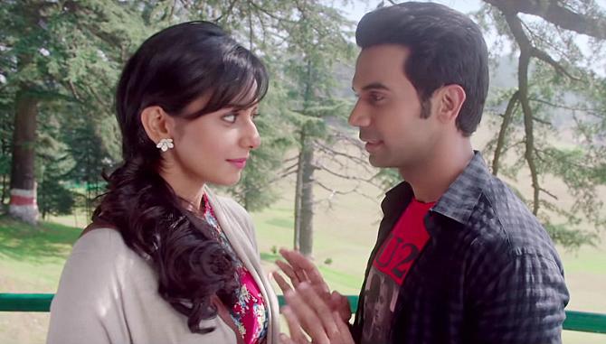 Rakul Preet Singh   Rajkummar Rao Shimla Mirchi Movie Photos  62