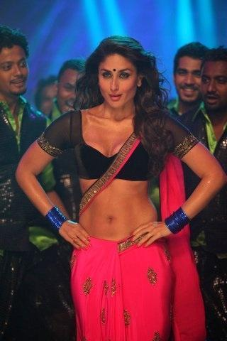 Kareena Kapoor Halkat Jawani look on the sets of Movie Heroine