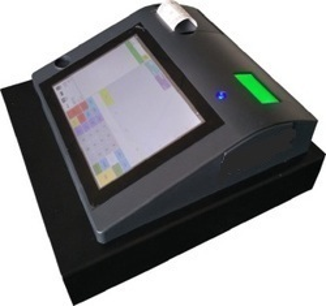 QT 10 Touch Screen Cash Register