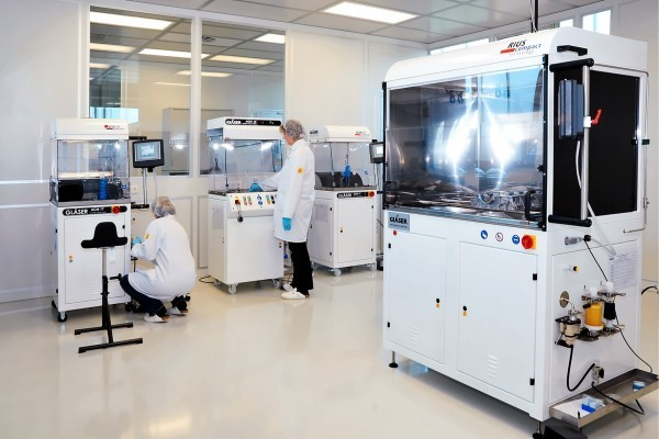 CLEANLINESS TEST LAB