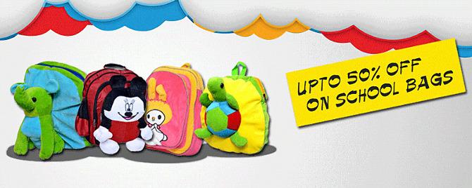 Online School Bags India