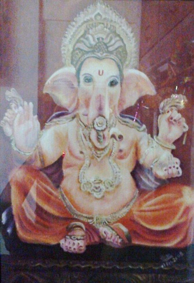 Code  Mago11  Shri Ganesha