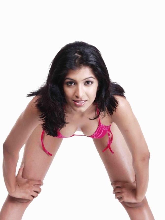 Medha Raghunathan hot