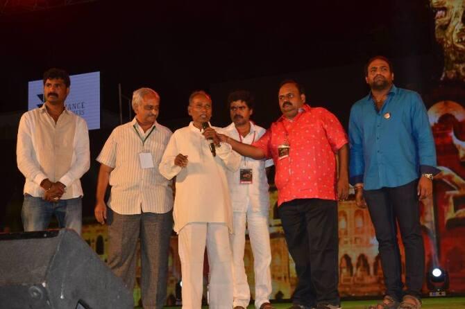Gautamiputra Satakarni music launch   90