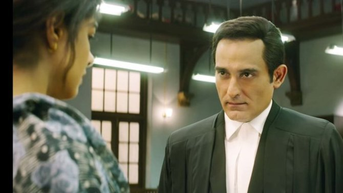 Akshaye Khanna starrer Section 375 Hindi Movie photos  3