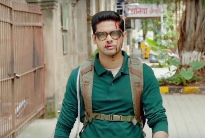 Abhimanyu Dassani Mard Ko Dard Nahi Hota Movie Photos