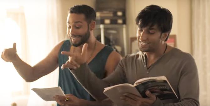 Ranveer Singh Gully Boy Movie Stills  11