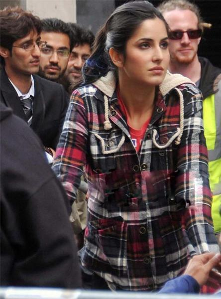 Katrina Kaif Ek Tha Tiger Movie Photo