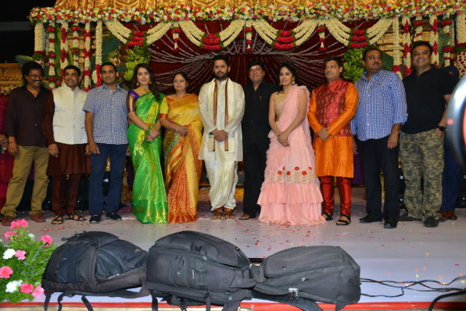 Srinivasa Kalyanam Movie Audio Launch  33