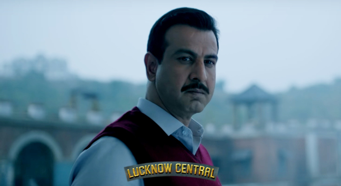 Ronit Roy Lucknow Central Movie Photos  21