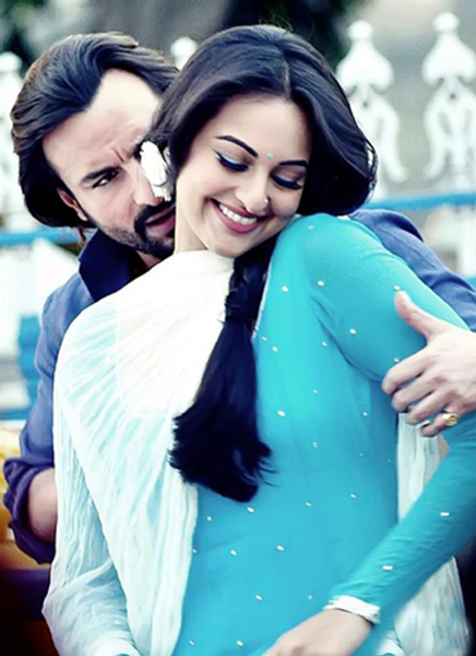 saif ali khan sonakshi sinha bullet raja movie first look