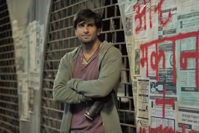 Ranveer Singh Gully Boy Movie Stills  9