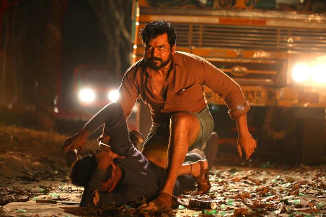 Karthi starrer Khaithi Movie Stills  7