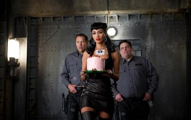 Nicole Scherzinger Men In Black 3 Movie Photo