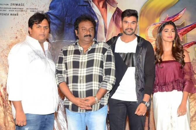 Saakshyam Telugu Movie Press Meet  3