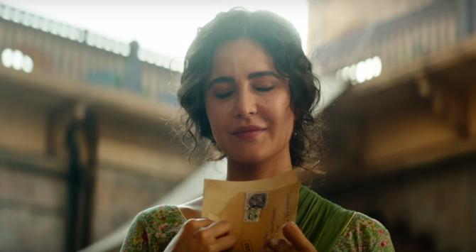 Katrina Kaif starrer BHARAT Hindi Movie Photos  33