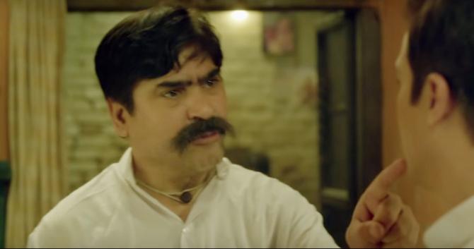 Jimmy Sheirgill   Yashpal Sharma starrer S P Chauhan Movie Photos  21