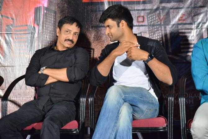 Law Telugu Movie Trailer Launch    38