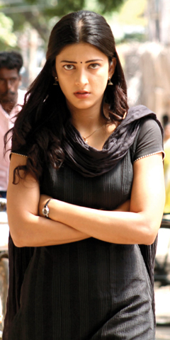 Shruti Hassan 3 Tamil Film Photo