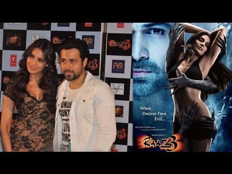 Raaz 3 Bipasha Basu and Emraan Hashmi Music launch