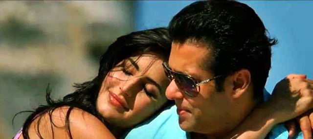 Salman Khan And Katrina Kaif In Ek Tha Tiger: Katrina Kaif Salman Khan Ek Tha Tiger Song Photo : Ek Tha