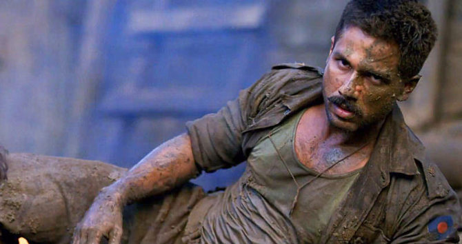 Shahid Kapoor Rangoon Movie Stills  3