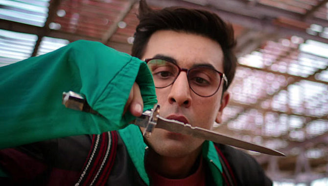 Ranbir Kapoor Jagga Jasoos Movie Stills  12