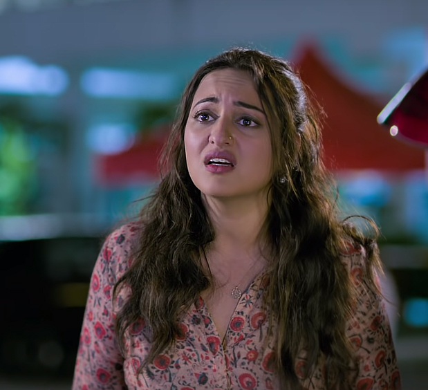 Sonakshi Sinha Happy Phirr Bhag Jayegi Movie Stills  18