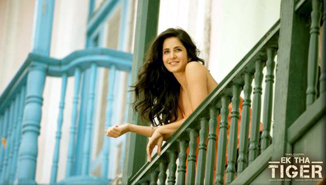 Katrina Kaif Ek Tha Tiger Film Photo