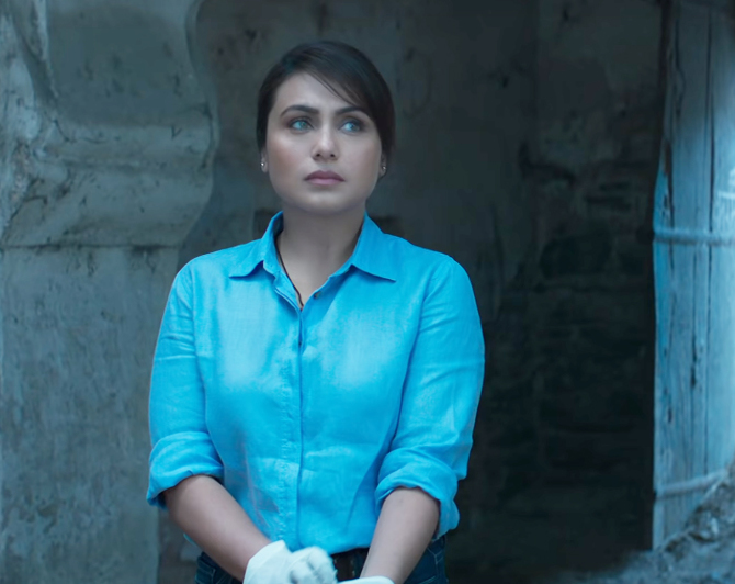 Rani Mukerji starrer Mardaani 2 movie photos  21