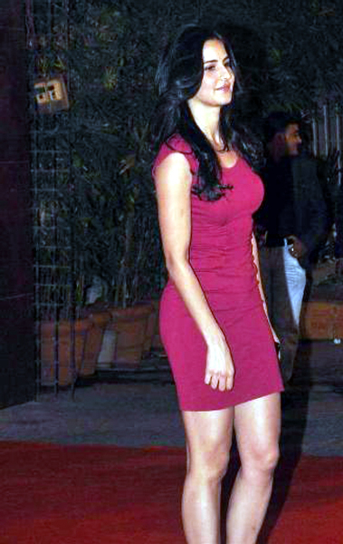 Katrina Kaif at Kallista Spa and Salon launch in Mumbai Photo