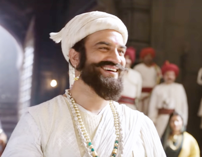 Sharad Kelkar starrerTanhaji   The Unsung Warrior Movie Photos  30