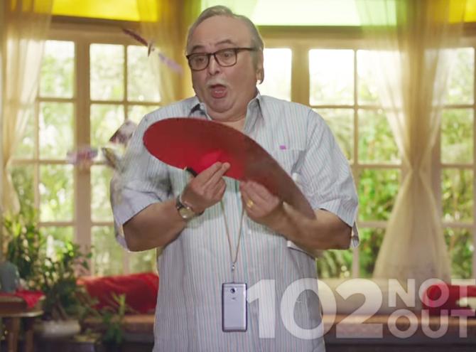 Rishi Kapoor 102 Not Out Movie Stills  3