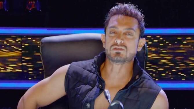 Aamir Khan Secret Superstar Movie Stills  1