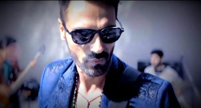 Arjun Rampal Rock On Song P