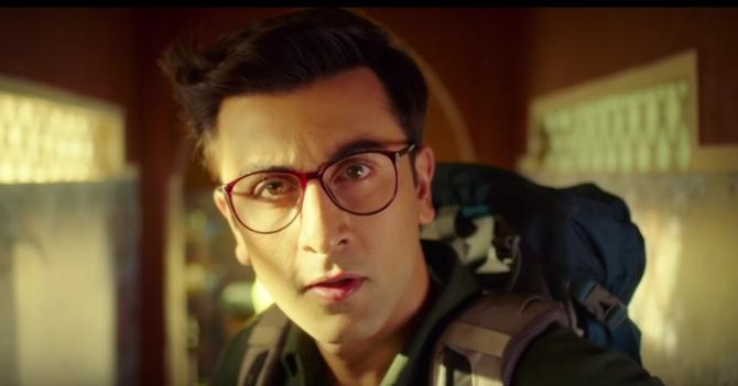 Ranbir Kapoor Jagga Jasoos Movie Stills  17