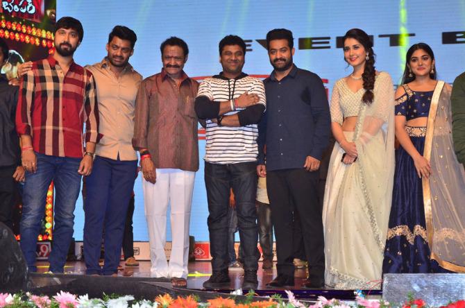 Jai Lava Kusa Movie Trailer Launch  11