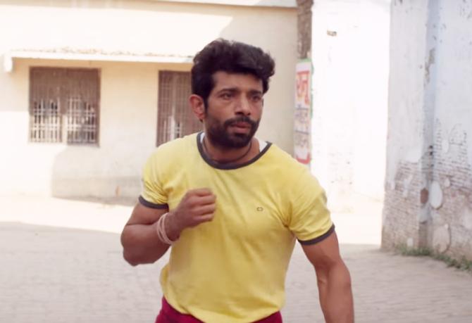 Vineet Kumar Singh Starrer Mukkabaaz Movie Stills  15